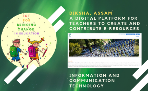 DIKSHA, ASSAM-a digital platform for teachers
