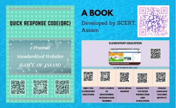 PUBLICATION OF Q R CODE BOOK
